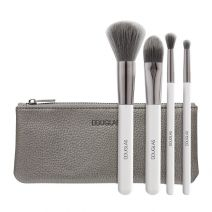 Charcoal Infused Face Brush Set