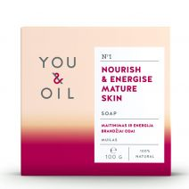 Nourish & Energise Mature Skin Soap