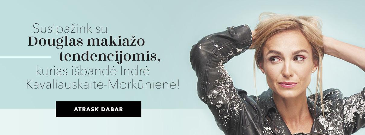 Indrė Morkūnienė rekomenduoja