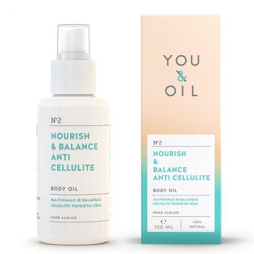 Nourish & Balance Anti-Cellulite Body Oil