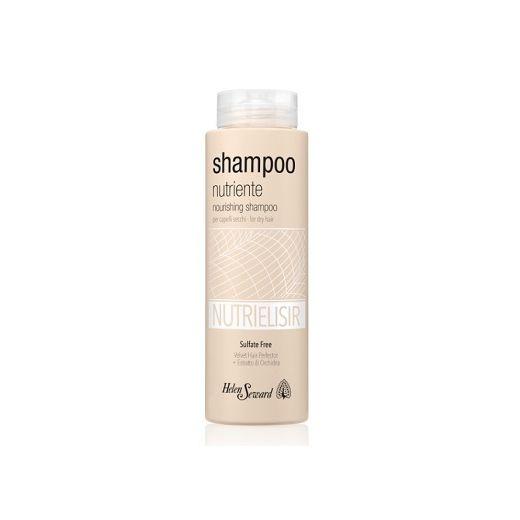 Maitinamasis šampūnas sausiems, pažeistiems plaukams Helen Seward
