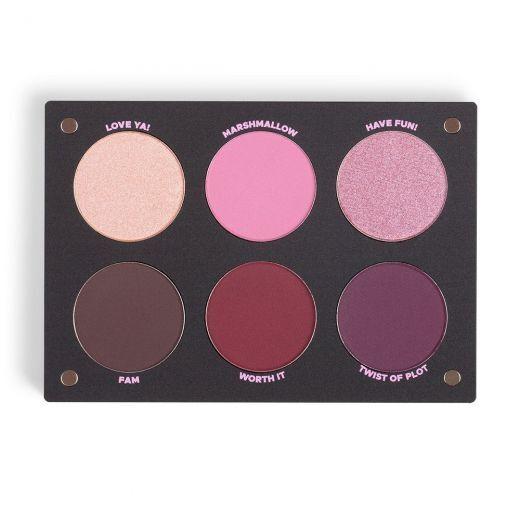 Wink Pink Eye Shadow Palette