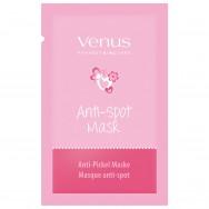 Veido kaukė jaunai ir problemiškai odai Venus