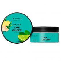 Lime Ginger Body Scrub