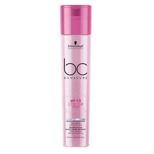 pH 4.5 Color Freeze Silver Shampoo