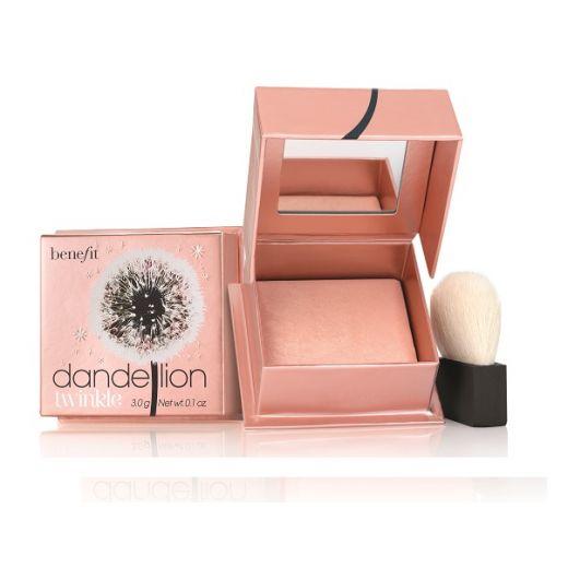 dandelion twinkle powder highlighter