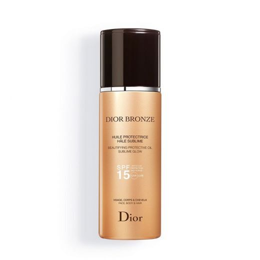 Bronze Beautifying Protective Oil in Mist SPF15