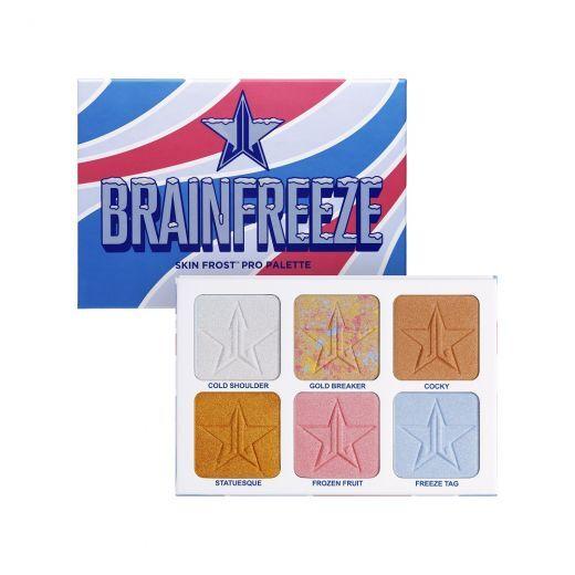 Brainfreeze Skin Frost Pro Palette
