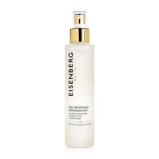 Trio-Molecular Cleansing Make-Up Removing Gel