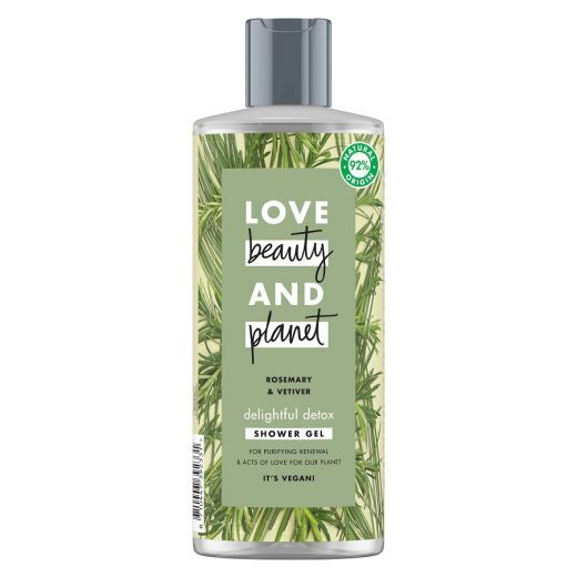Delightful Detox Shower Gel