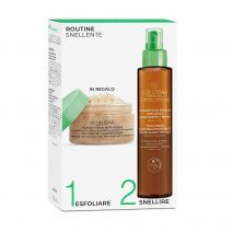 Pure Actives Two-Phase Sculpting Concentrate + Anti-Water Talasso Scrub Set