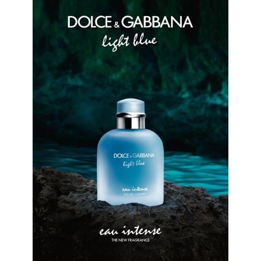 Light Blue Pour Homme Eau Intense EDP