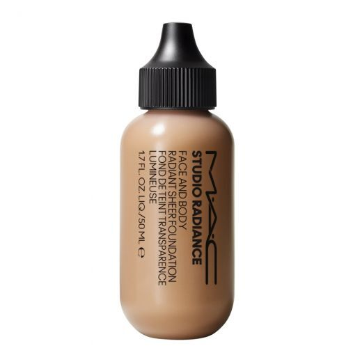 Studio Radiance Face And Body Radiant Sheer Foundation N3