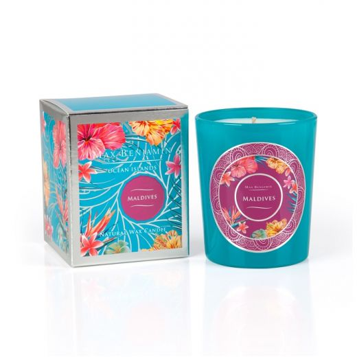 Maldives Scented Candle