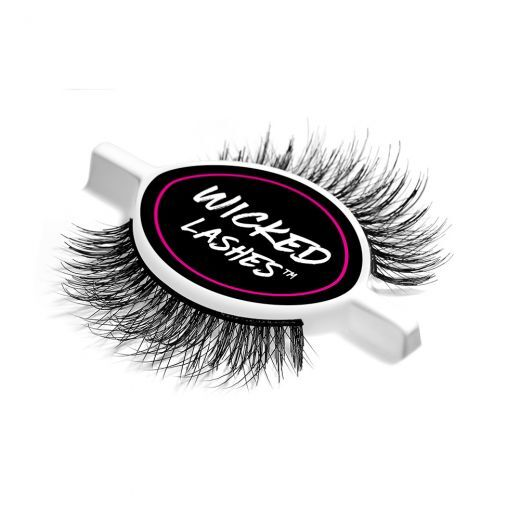 Wicked Lashes On The Fringe blakstienos