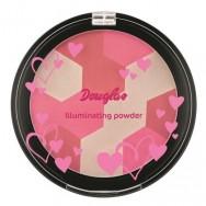 Švytėjimo suteikianti kompaktinė pudra Douglas Make Up
