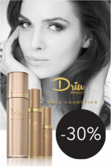 "-30% DRIU BEAUTY ""Wise Cosmetics"""