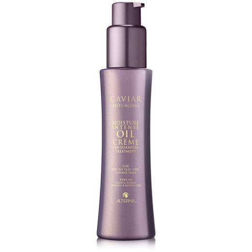 Drėkinanti priemonė prieš plovimą šampūnu sausiems plaukams Alterna