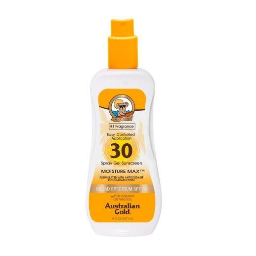 Spray Gel Sunscreen SPF 30
