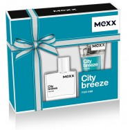 City Breeze For Him EDT 30ml Set