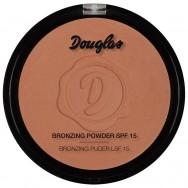 Bronzinanti pudra su SPF 15 Douglas