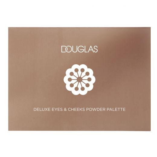 Deluxe Eyes & Cheeks Powder Palette