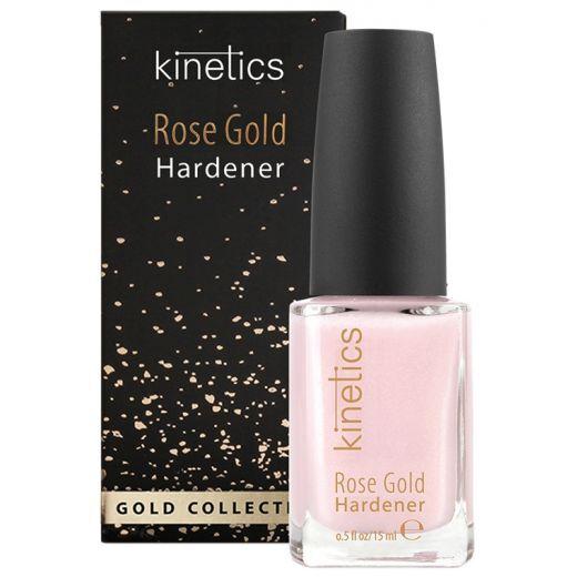 Rožinio aukso stipriklis nagams Kinetics