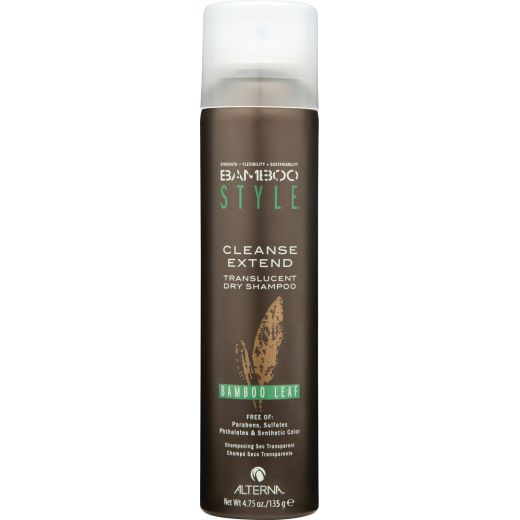 Bamboo Cleanse Extend Translucent Dry Shampoo