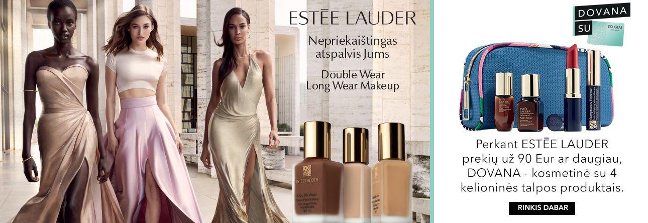 Estee Lauder dovana už pirkinį
