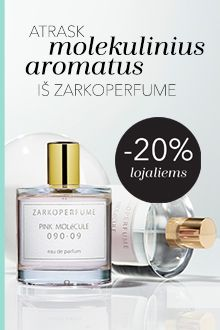 -20% ZARKOPERFUME lojaliems