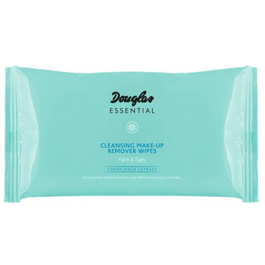 Makiažo valymo servetėlės Douglas Essential