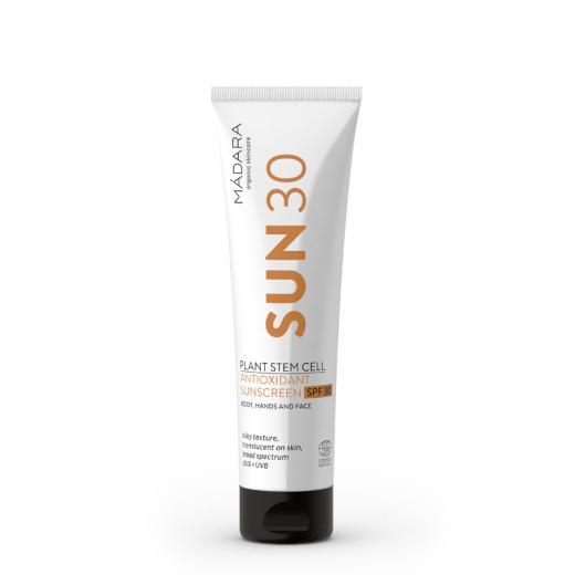Plant Stem Cell Antioxidant Body Sunscreen SPF30