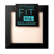Fit Me Matte + Poreless Powder