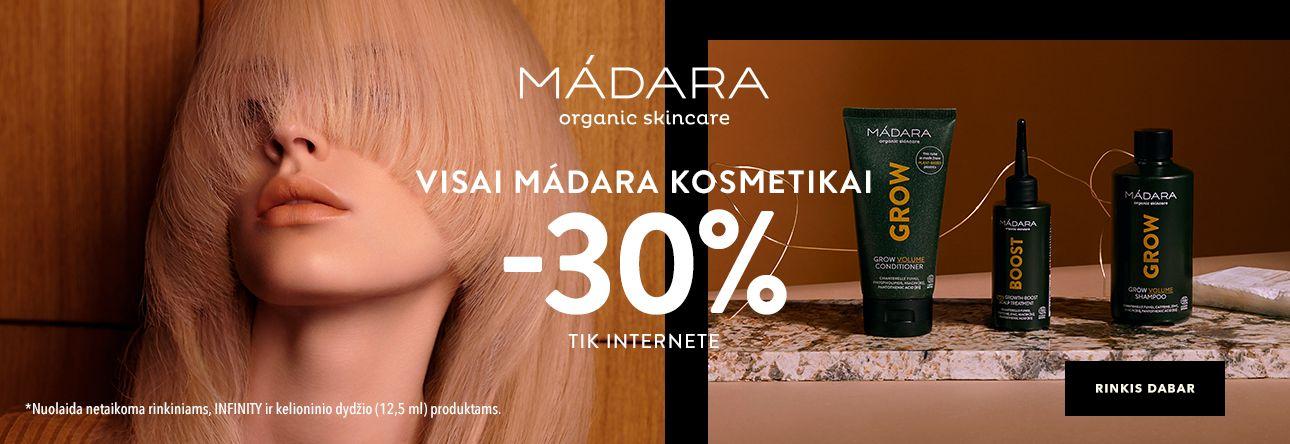 MADARA savaitė -30%