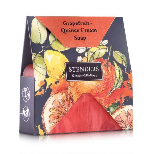 Grapefruit - Quince Cream Soap