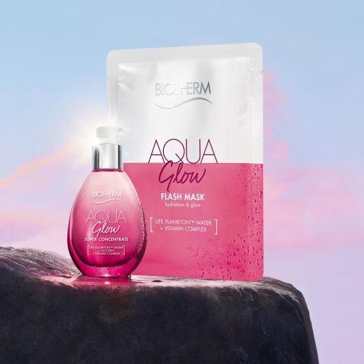 Aqua Glow Flash Mask