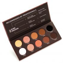 Pure Passion Pressed Eyeshadow Palette