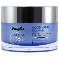 Drėkinamoji gelinė veido kaukė Douglas Aqua Focus