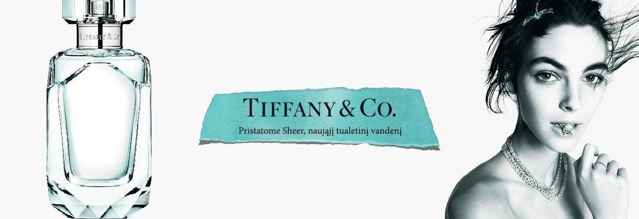 TIFFANY & CO. Sheer Eau de Toilette