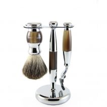 3 Pieces Shaving Set