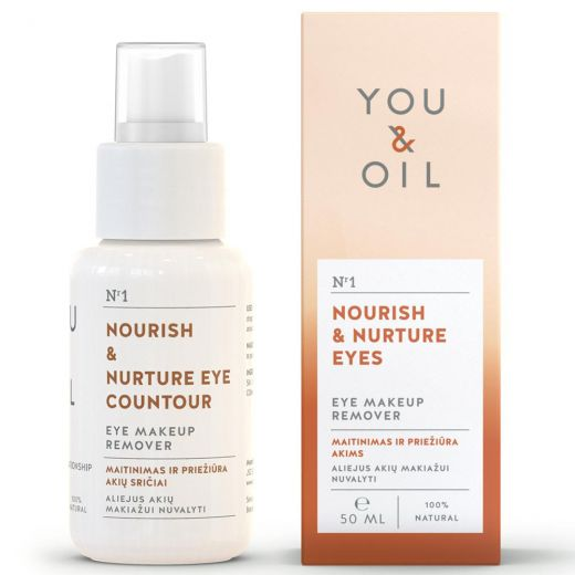Nourish & Nurture Eyes Makeup Remover