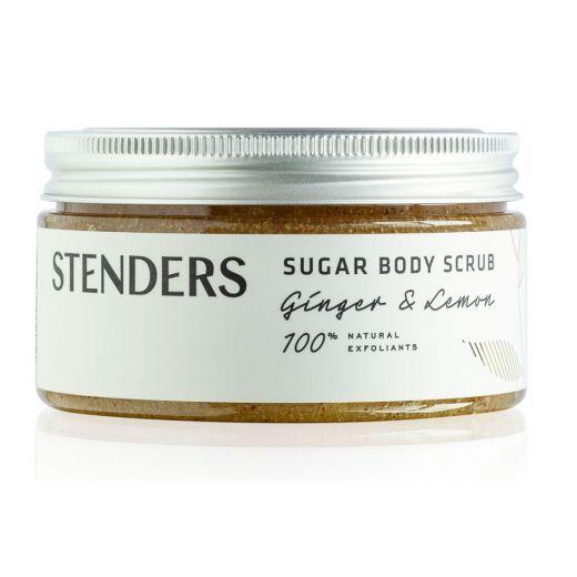 Sugar Body Scrub Ginger-Lemon
