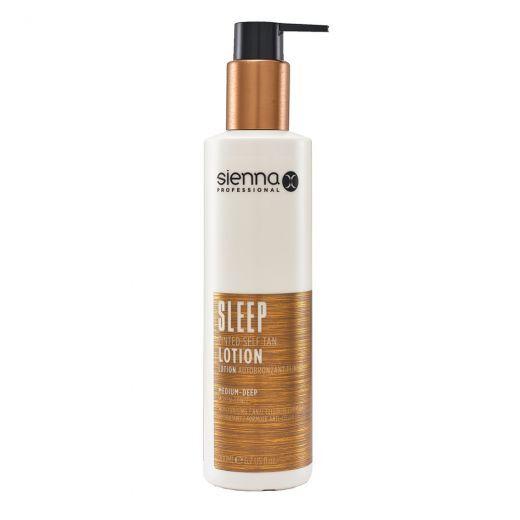 Sleep Tinted Self Tan Lotion