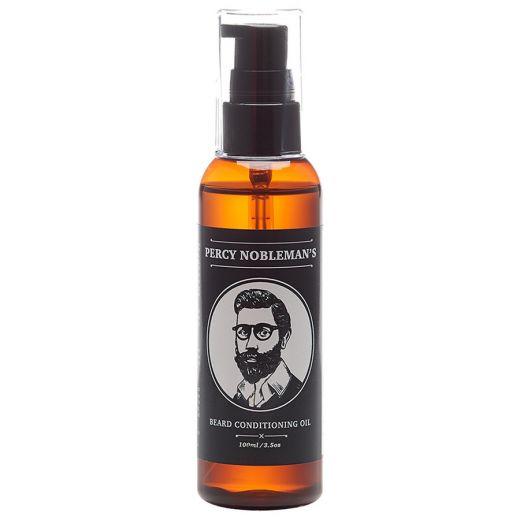 Kondicionuojamasis barzdos aliejus Percy Nobleman