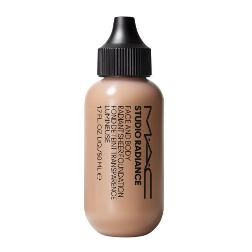 Studio Radiance Face And Body Radiant Sheer Foundation W2
