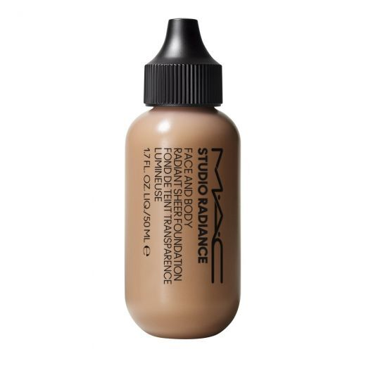 Studio Radiance Face And Body Radiant Sheer Foundation N4