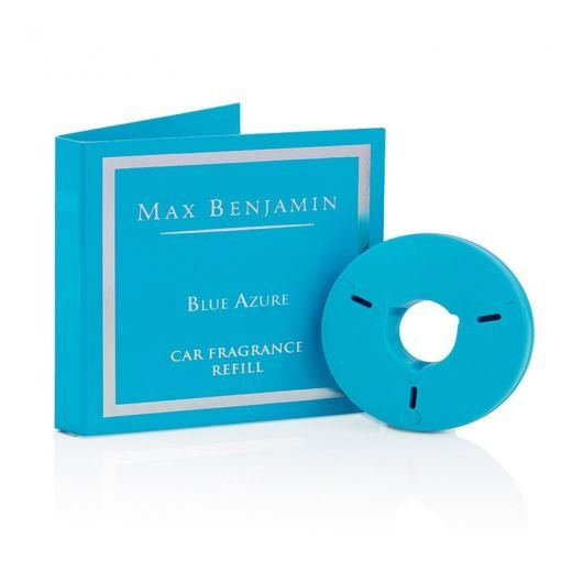 Blue Azure Car Fragrance Refill