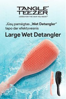 Tangle Teezer naujienos