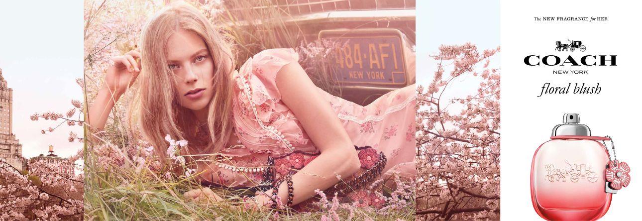 Naujiena -  COACH Floral Blush