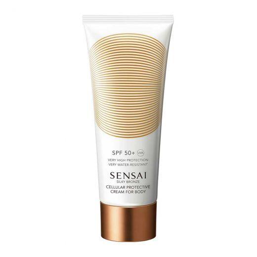 Silky Bronze Cellular Protective Cream For Body SPF 50